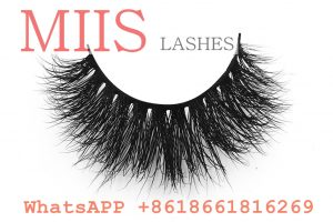 china premium mink false eyelashes