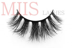 100% handmade human hair eyelashes private label
