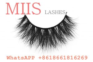 thick mink eyelashes
