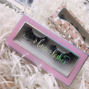 eyelash packaging boxes factory
